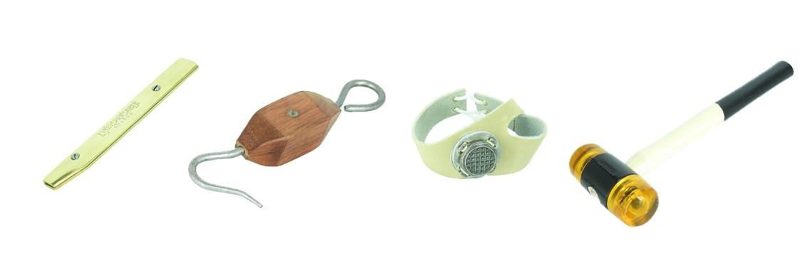 Fournitures et accessoires de sellier